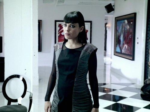 Kate Kelton in Bullet in the Face (2012)