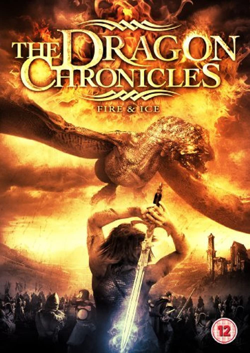 Fire and Ice The Dragon Chronicles 2008 Hindi Dual Audio 720p BluRay 1.2GB Download