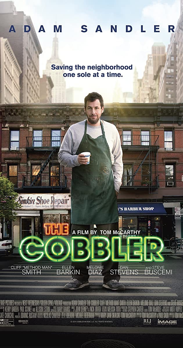 Subtitle of The Cobbler