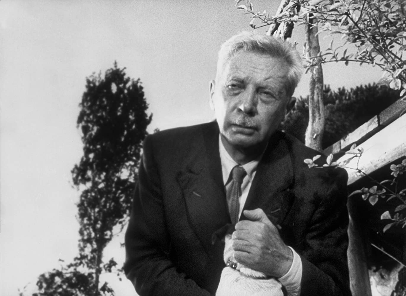 Carlo Battisti in Umberto D. (1952)