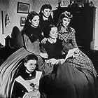 """Little Women"" June Allyson, Elizabeth Taylor, Mary Astor, Margaret O'Brien, Janet Leigh 1949 MGM MPTV"