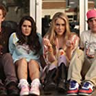 Josh Hutcherson, Spencer Locke, Shanley Caswell, and A.D. Johnson in Detention (2011)