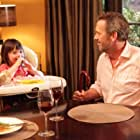 Hugh Laurie, Kayla Colbert, and Rylie Colbert in House M.D. (2004)