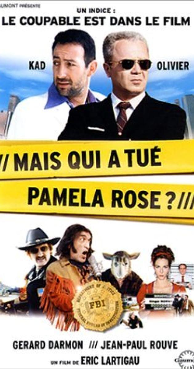 """Résultat de recherche d'images pour """"qui a tué pamela rose"""""""