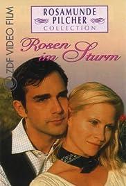 Rosen im Sturm Poster