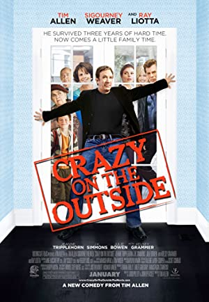 Where to stream Crazy on the Outside