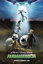 Shaun the Sheep Movie: Farmageddon Poster