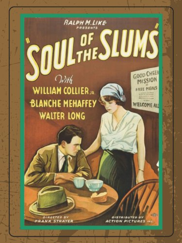 William Collier Jr. and Blanche Mehaffey in Soul of the Slums (1931)