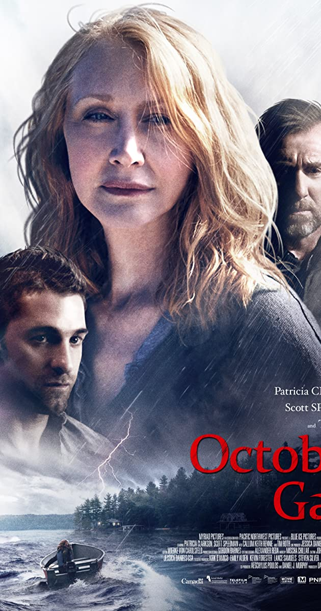 Subtitle of October Gale