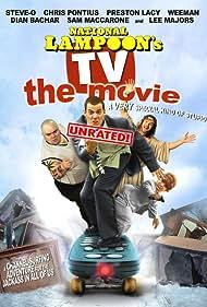 Jason 'Wee Man' Acuña, Chris Pontius, Steve-O, and Preston Lacy in TV: The Movie (2006)