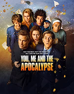 Where to stream You, Me and the Apocalypse