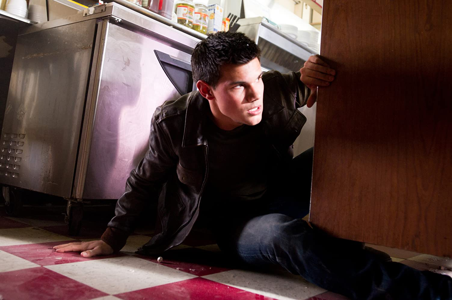 Taylor Lautner in Abduction (2011)