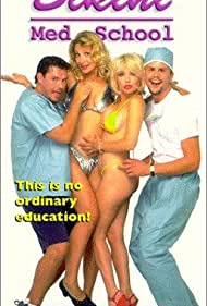 Bikini Med School Poster - Movie Forum, Cast, Reviews