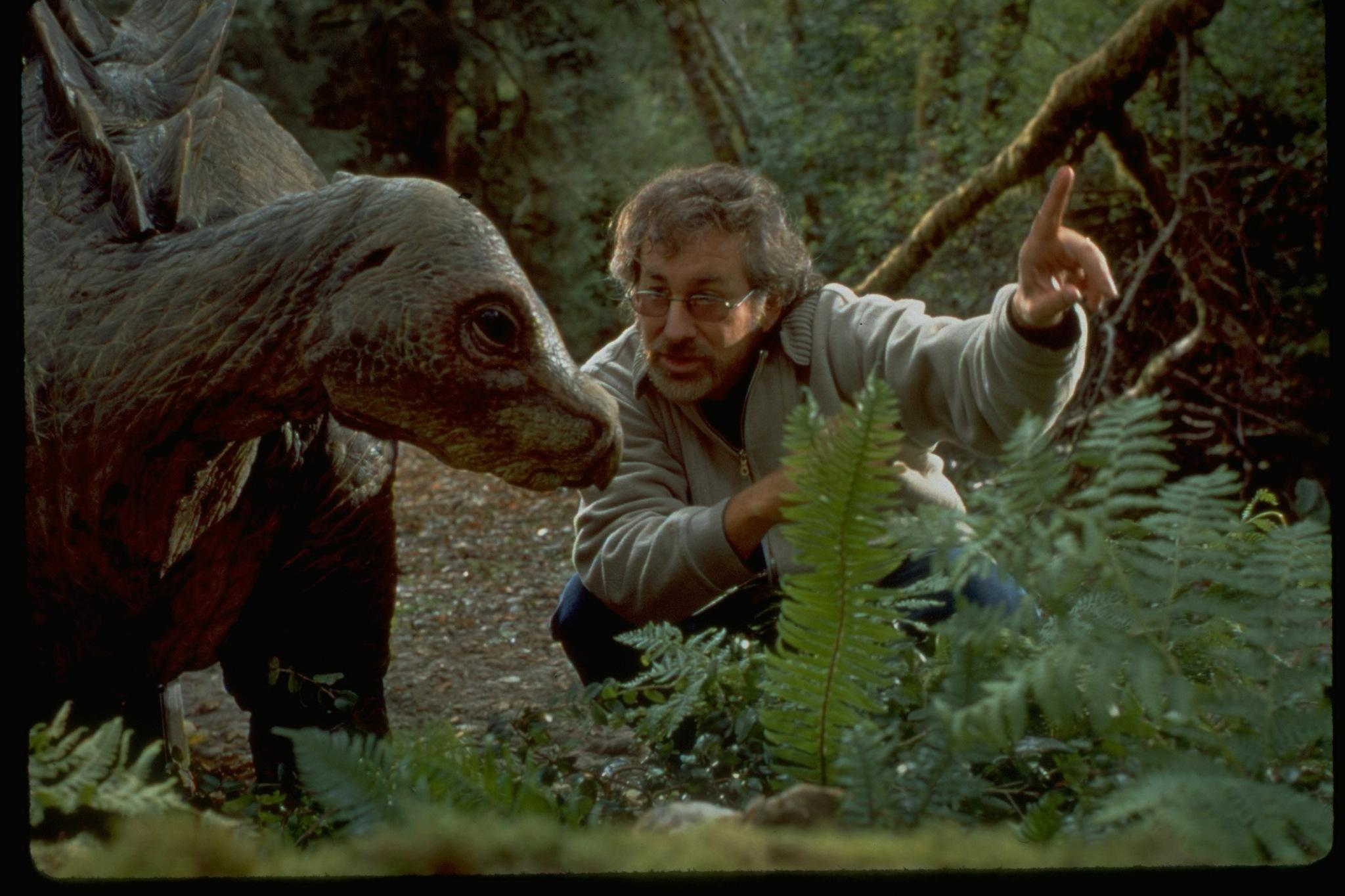 Steven Spielberg in The Lost World: Jurassic Park (1997)