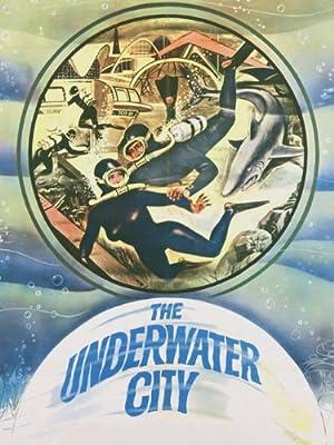 Frank McDonald The Underwater City Movie