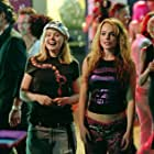 Lindsay Lohan and Alison Pill in Confessions of a Teenage Drama Queen (2004)
