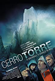 Cerro Torre: A Snowball's Chance in Hell Poster