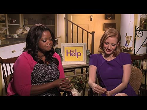 The Help: IMDb Original Interview - Octavia Spencer & Jessica Chastain