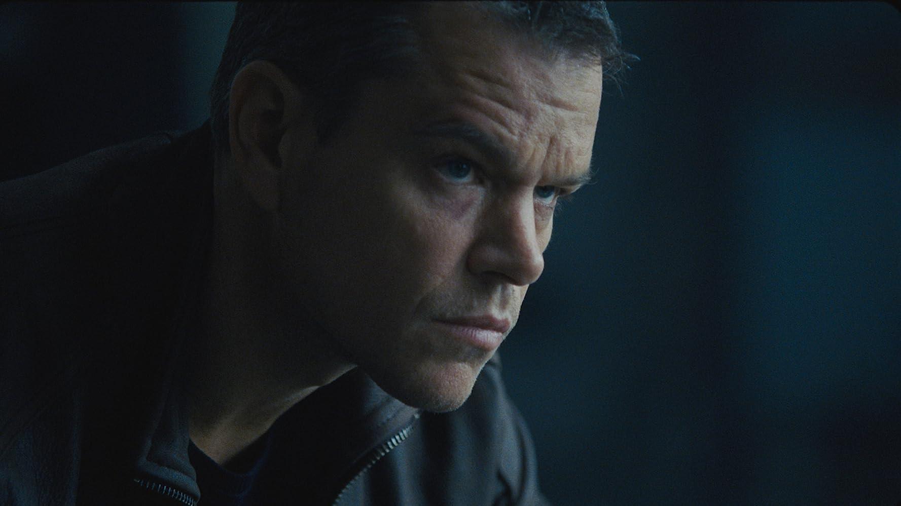 Matt Damon in Jason Bourne (2016)