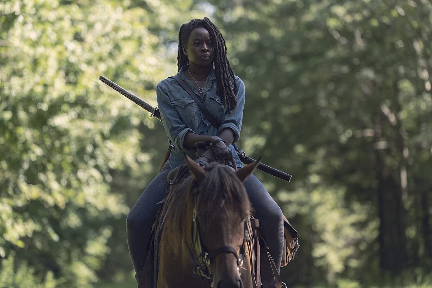 Danai Gurira in The Walking Dead (2010)