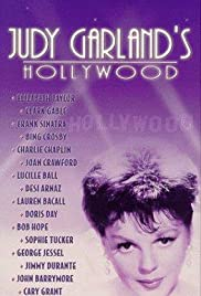 Judy Garland's Hollywood Poster