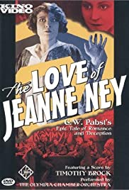 The Love of Jeanne Ney Poster