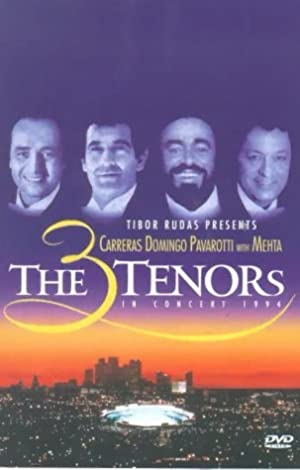 Where to stream The 3 Tenors in Concert 1994