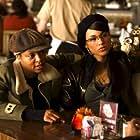 Taraji P. Henson and Alicia Keys in Smokin' Aces (2006)