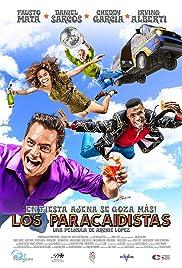 Los Paracaidistas Poster