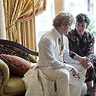 Michael Douglas and Matt Damon in Behind the Candelabra (2013)