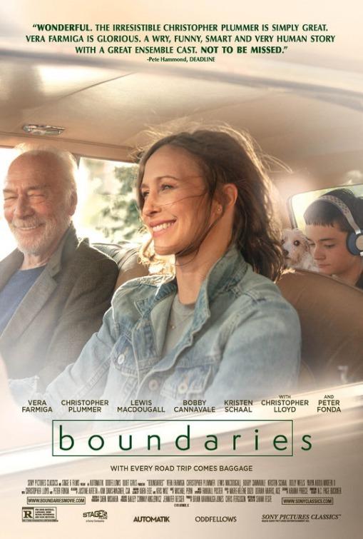 Boundaries (2018), online pe net subtitrat in limba Româna