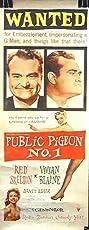 Public Pigeon No. 1 (1957) Poster