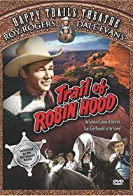 Roy Rogers and Trigger in Trail of Robin Hood (1950)