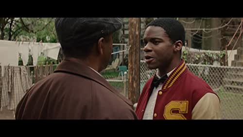 An African-American father struggles with race relations in the United States while trying to raise his family in the 1950s and coming to terms with the events of his life.