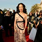 Sandra Oh at an event for 42nd NAACP Image Awards (2011)