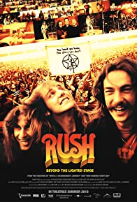 Primary photo for Rush: Beyond the Lighted Stage