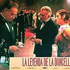 Anabel Alonso, Fernando García Rimada, and Fernando Guillén in La leyenda de la doncella (1994)