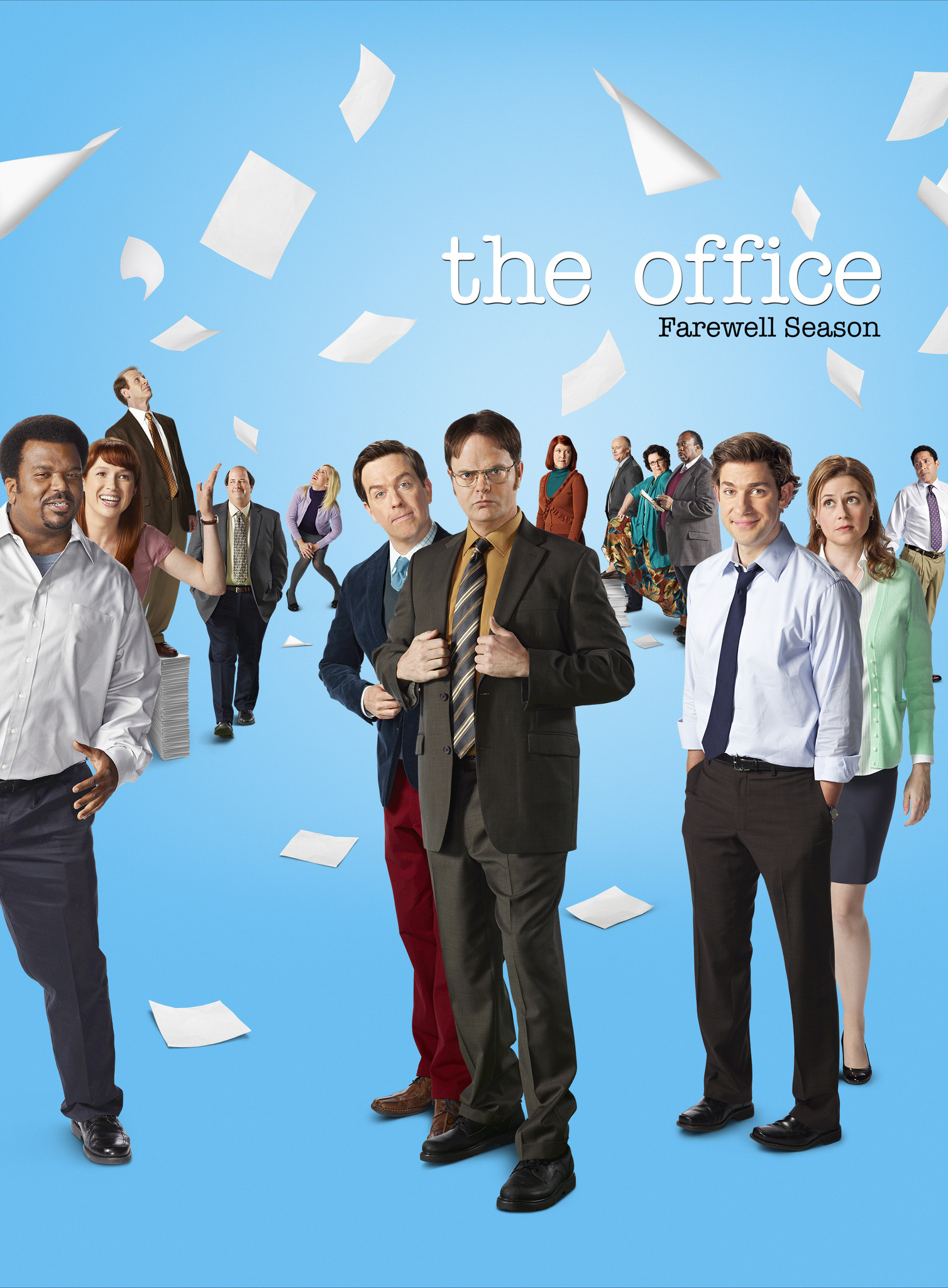 The Office Season 9 COMPLETE WEBRip 480p, 720p & 1080p