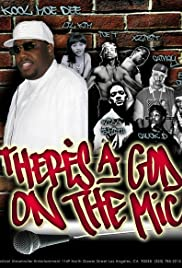 There's a God on the Mic Poster