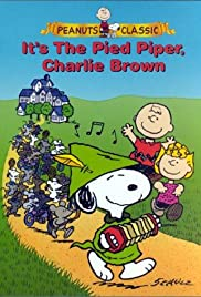 It's the Pied Piper, Charlie Brown Poster