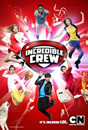 Incredible Crew Poster - TV Show Forum, Cast, Reviews