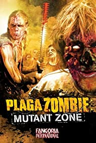 Plaga zombie: Zona mutante (2001) Poster - Movie Forum, Cast, Reviews