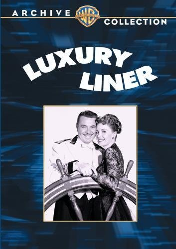 George Brent and Frances Gifford in Luxury Liner (1948)