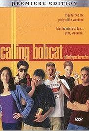 Calling Bobcat Poster