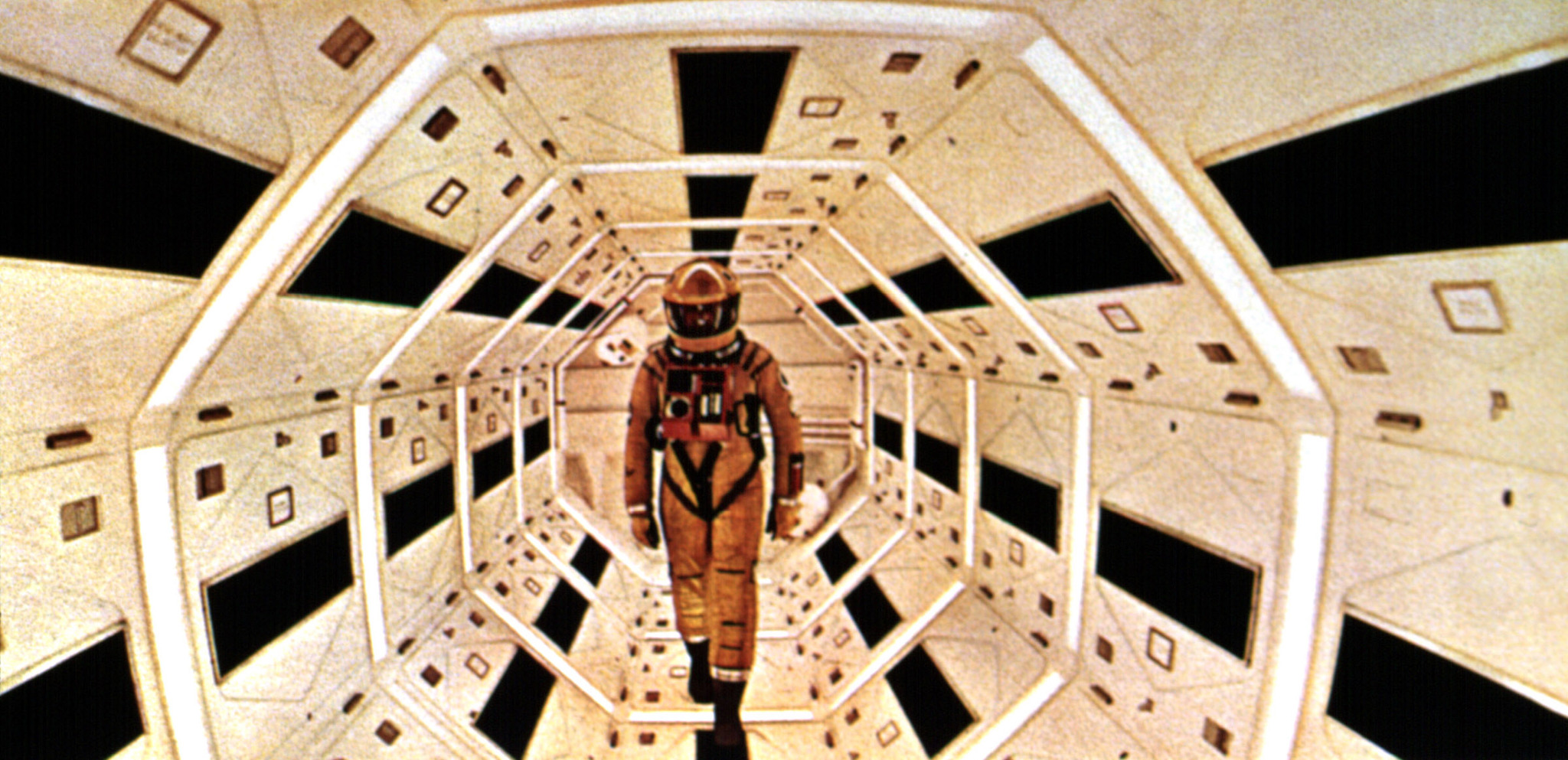 Gary Lockwood in 2001: A Space Odyssey (1968)