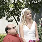 Danny DeVito and Kaitlin Olson in It's Always Sunny in Philadelphia (2005)
