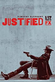 Justified (2010) Poster - TV Show Forum, Cast, Reviews