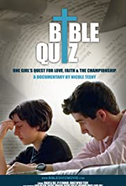 Bible Quiz (2013) Poster - Movie Forum, Cast, Reviews
