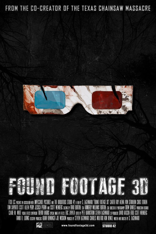 Found Footage 3D (2016) WEBRip 720p
