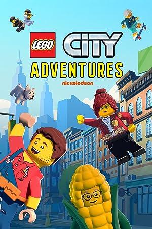 Lego City Adventures (2019–)